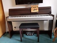 Yamaha YDP S31 Arius Digital Piano and bench for sale