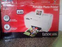Photo printer brand new in box