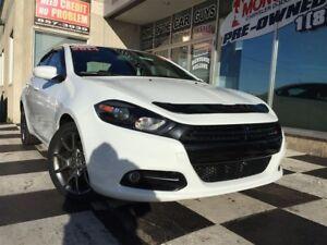 2014 Dodge Dart Rallye | Navigation | Sunroof | Heated Seats |