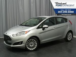 2015 Ford Fiesta Titanium Auto *Leather/Moonroof/Navigation*
