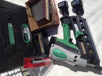 Hitachi NR90GC Gas Strip Nailer