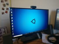 Acer 27 inch Full HD IPS LED Monitor (16:9, 1920 x 1080, 6ms, HDMI)