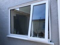 Double Glazed UPVC window - only 12m old