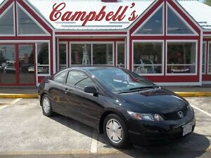 2010 Honda Civic DX-G 5SPD GAS SAVER!! AIR!! POWER WINDOWS, LOCK