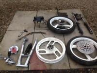 Yamaha tzr parts