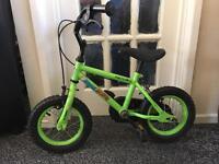 Halford's children kid bike 12 inch