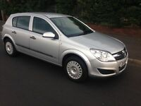 08 ASTRA H 1.4 5 DOOR LIFE JUST HAD TIMING CHAIN KIT DONE AND SERVICED