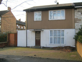 3 Bedroom semi-detached house for rent in Hayes
