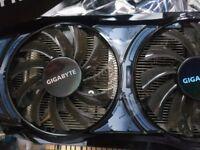 gigabyte geforce gts 450 gv-n450oc-1gi
