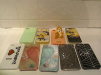 iPhone 4 cases - set of 9