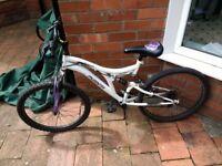 MuddyFox FallenAngel Trinity Bike