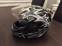 RST motorcycle helmet size large