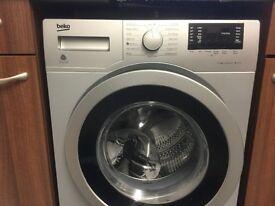 Beko washing machine 1.7 kg triple a