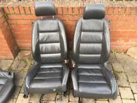 Mk5 golf heated leather seats