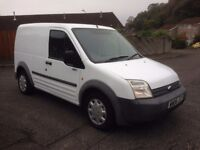 NO VAT Ford Transit Connect 1.8 TDCi T200 L90 SWB Panel Van 5dr FDSH New Cambelt and Mot Sept 2017