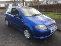 BARGAIN 2005 55 CHEVROLET KALOS CHEAP CAR SERVICE HISTORY PX WELCOME £475