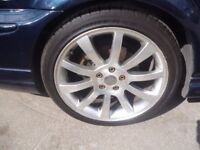 Jaguar X-TYPE Sport AWD,2495 cc Estate,full cream leather interior,alloy wheels,immaculate condition