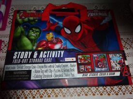Story and activity cases