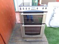BELLING CERAMIC ELECTRIC COOKER 60 CM DOUBLE OVEN