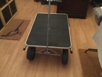 Dog Grooming Table Trolley