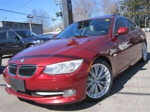 2011 BMW 3 Series 335I COUPE ~ 96KMS ~ SUNROOF ~ LOW KMS ~ AUTO!