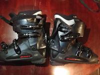 ski boots nordica size 10