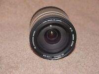 SIGMA WIDE ZOOM LENS 28-200 mm SONY / MINOLTA FIT WITH CASE FOR SALE
