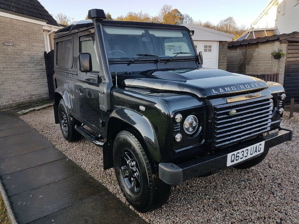 **** landrover defender 90 xs 2012 swap px car van ***** | in Gilmerton,  Edinburgh | Gumtree
