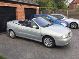 Renault Megane 1.6 16v Convertible Excellent runner and looks great