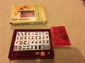 MAH JONG SET / GAME