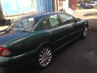 Jaguar x type 2.0d