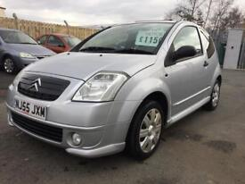 C2 Furio 1.4 full service history only 2 owners from new