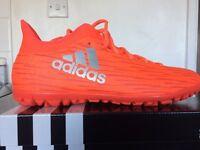 Brand new, never worn adidas Astro turf football trainers, UK. 9 £25