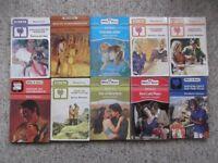 10 Mills & Boon romance novels, including Isle Of Pomegranates by Iris Danbury
