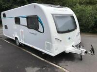 Bailey Pursuit 540-5 5 Berth Touring Caravan 2014
