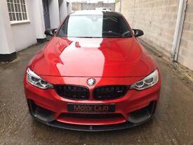 2016 - BMW 3.0 M3 M DCT 4dr (start/stop)