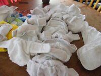 Washable nappy bundle good condition