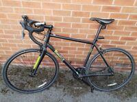 2018 Pinnacle Laterite Road Bike £250 ONO