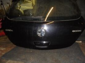 Vauxhall Corsa D 2012 Tailgate / Bootlid Complete 3door in black or silver