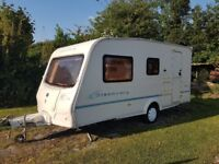 bailey discovery 4berth 2005 in very good condition