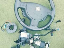 Steering coloum kit