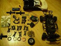 RC losi 1/24 sct brushless