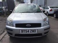 FORD FUSION 1.4 PETROL, MANUAL, ONE PREVIOUS OWNER, 2 KEYS