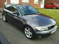 Great spec 120d sport 151k, MoT'd 24/02/17. Full leather and more.
