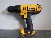 DeWALT DCD776 18V LI-ION XRP COMBI HAMMER DRILL BODY,,used, makita