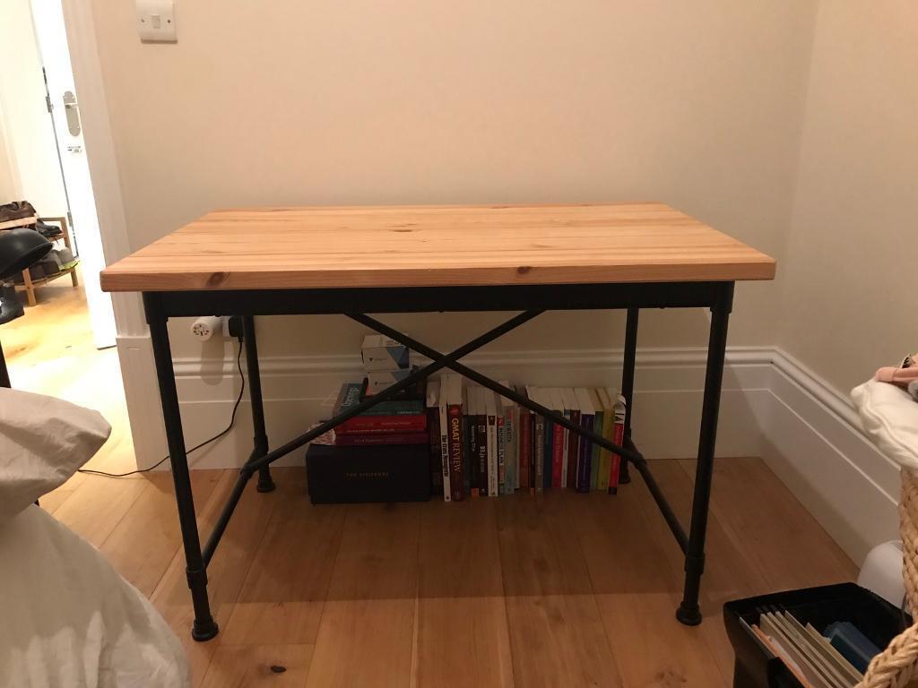 Ikea kullaberg desk in notting hill london gumtree