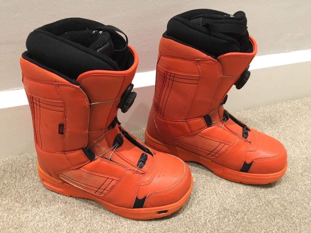 vans encore snowboard boots mens
