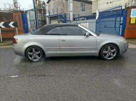 image for 2005 05reg Audi A4 2.5 Tdi Sport Convertible Automatic