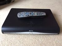 Sky+ HD Box with controller