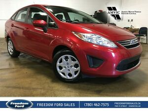 2011 Ford Fiesta Heated Seats, Air Conditioning, Auxiliary Audio